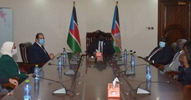 رئيس المخابرات العامة يعقد اجتماعا موسعا مع قادة وأعضاء الجبهة الثورية السودانية