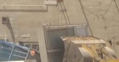جهاز القاهرة الجديدة ينفذ حملات نهارية وليلية لإزالة الإشغالات والمخالفات