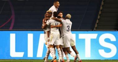 باريس سان جيرمان يحقق فوزه الأول على فريق إيطالي بدورى أبطال أوروبا