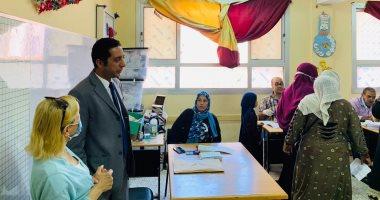 أخبار مصر اليوم ..  طوابير الناخبين تتوافد على اللجان في ثانى أيام انتخابات الشيوخ