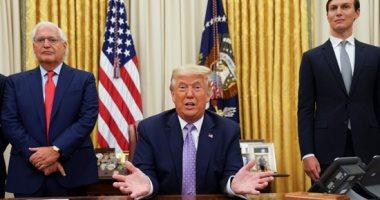 ترامب: وفود من الإمارات وإسرائيل تزور البيت الأبيض خلال 3 أسابيع