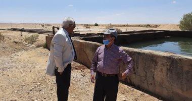 خطة طوارئ عاجلة لمواجهة أخطار السيول بوسط سيناء