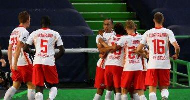 لايبزيج يتأهل لنصف نهائى دورى الأبطال للمرة الأولى بفوز قاتل ضد أتلتيكو