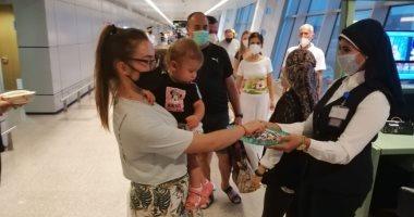 وزارة الطيران: مطار الغردقة يستقبل رحلة أسبوعية من مولدوفا خلال موسم الصيف