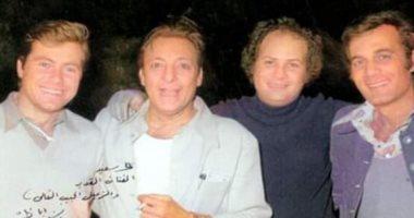 رانيا محمود ياسين عن صورة لوالدها وحسين فهمى ورشدى أباظة: جانات ما جاش زيهم