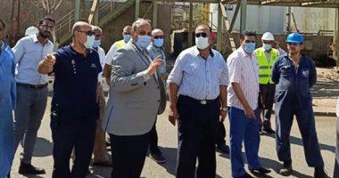 محافظ أسيوط: اجتماعات وزيارات ميدانية لمتابعة اشتراطات السلامة بالمنشآت