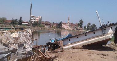 تفاصيل جديدة فى حادث غرق معدية قرية دميشلى بالبحيرة.. فيديو لايف
