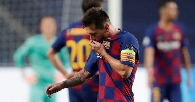 مطالب ميسى للبقاء فى برشلونة بعد فضيحة بايرن ميونخ