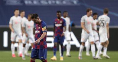 كابوس كروى.. برشلونة يودع موسم 2019 – 2020 بدون ألقاب لأول مرة منذ 13 عاما