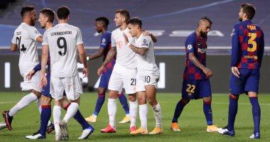 لو فاتك.. أهداف مباراة برشلونة ضد البايرن 2 / 8 فى دوري أبطال أوروبا