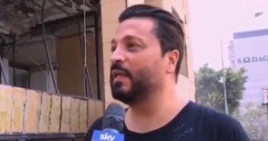 """مصمم الأزياء زهير مراد بعد دمار مؤسسته: """"لا ننتظر شيء من دولة فاسدة"""""""