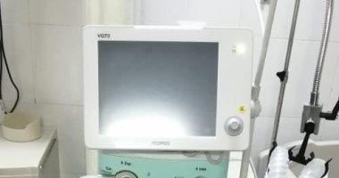 دعم مستشفيات الغردقة وسفاجا والقصير بأجهزة تنفس صناعى بقيمة مليون و 650 ألف جنيه