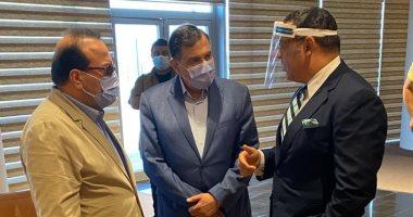 وفد طبى برئاسة رئيس جامعة طنطا يزور لبنان لتقديم الدعم لمصابى انفجار بيروت