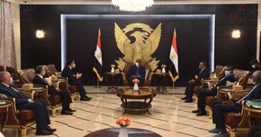 رئيس مجلس السيادة السودانى: نتفق مع الموقف المصرى فيما يتعلق بسد النهضة