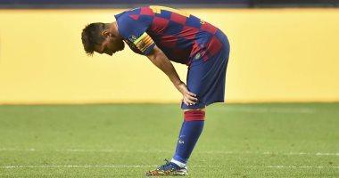 """أول تغريدة لـ""""برشلونة"""" عن ميسي منذ بداية شائعات رحيله عن النادي"""