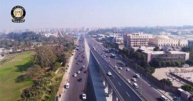 فيديو.. كبارى ومحاور شرق القاهرة شريان جديد للتنمية والتعمير