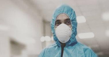 """الجيش الأبيض.. """"محمود"""" ممرض بمستشفى صدر العباسية فى مواجهة كورونا"""