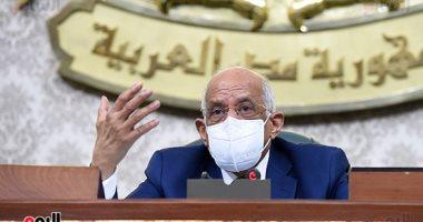 رئيس النواب: البرلمان أدى واجبه بشكل يرضى ضمائرنا فى فترة دقيقة من عمر الوطن