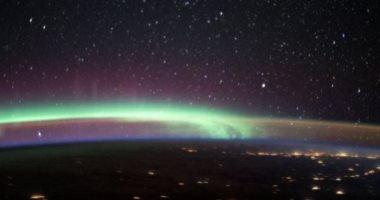 رواد فضاء يرصدون ظاهرتين فريدتين التقيا على الأرض فى نفس الوقت.. صور