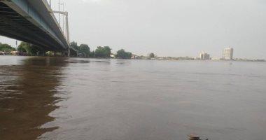 لجنة الفيضان السودانية تحذر من استمرار زيادة منسوب الخرطوم وشندى والكاملين