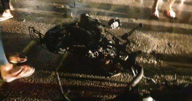 فيديو.. قتلى وجرحى فى انفجار بمدينة رأس العين السورية