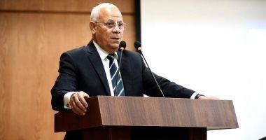 وزير التنمية المحلية يهنئ محافظ بورسعيد بجائزة أفضل محافظ فى الوطن العربى