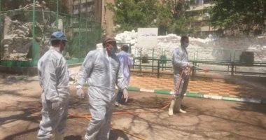 مدير حديقة حيوان الإسكندرية: لن يسمح للزاور بالدخول دون ارتداء كمامة (صور)