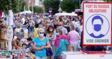 فرنسا تسجل 10569 حالة إصابة جديدة بكورونا