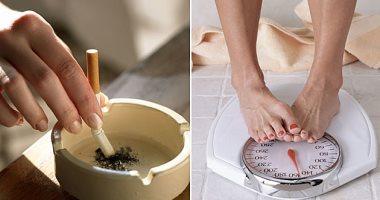 هل يسبب الإقلاع عن التدخين زيادة الوزن؟