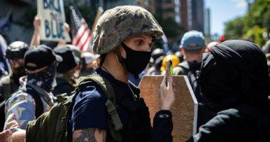 السلطات الأمريكية تعتقل شابا 17 عاما بتهمة قتل المتظاهرين فى ويسكونسن