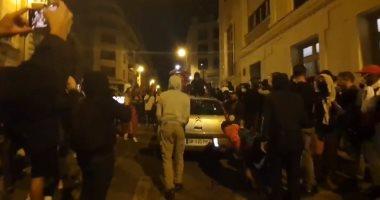 أعمال شغب فى باريس بعد خسارة سان جيرمان لقب دورى أبطال أوروبا.. فيديو