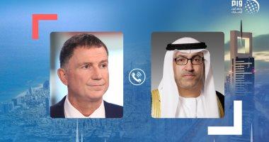 وزيرا الصحة فى الإمارات وإسرائيل يبحثان هاتفيا التعاون فى مجالات الصحة
