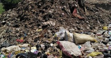 شكوى من تراكم القمامة فى شارع جسر النيل بسندبسط محافظة الغربية
