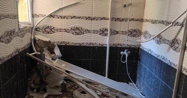 مصدر أمنى يكشف وقوع انفجار لبنان فى مستودع أسلحة لحزب الله