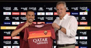 رسمياً.. روما يضم بيدرو رودريجيز لمدة 3 سنوات