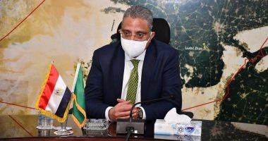 محافظ الفيوم يؤكد التصالح في مخالفات البناء أفضل من مواجهة الدولة في قرار الإزالة