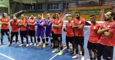 منتخب مصر لكرة الصالات يغادر للإمارات اليوم