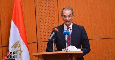 """وزير الاتصالات لـ""""اليوم"""": مجمع """"الإصدارات المؤمنة"""" هدفه القضاء على الفساد"""