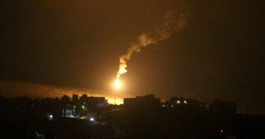 سوريا: خسائر مادية جراء هجوم إسرائيلى من هضبة الجولان على دمشق