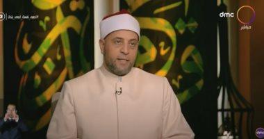 الشيخ رمضان عبد الرازق لو حب الوطن نفاق فليشهد الناس إني منافق فيديو اليوم السابع