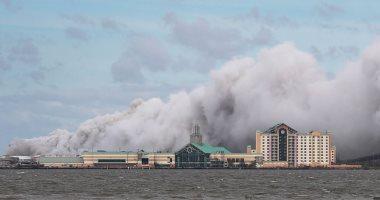 """""""إعصار سالي"""" يدمر الاباما الأمريكية وتحذيرات من فيضانات كارثية.. فيديو"""