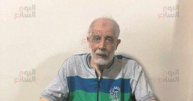 القبض على القيادى الإخوانى الهارب محمود عزت مختبئا بالتجمع الخامس