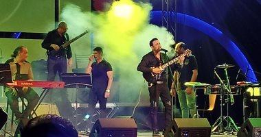 مصطفى قمر يتألق بحفل غنائي في الإسكندرية.. صور