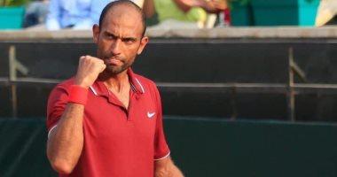 محمد صفوت يبدأ مشواره فى بطولة أمريكا المفتوحة للتنس اليوم