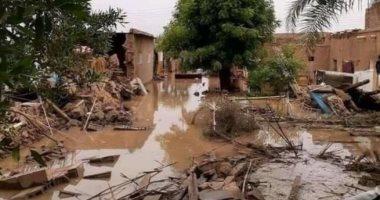 الرى السودانية: منسوب النيل بدأ ينخفض بعد الفيضانات المدمرة