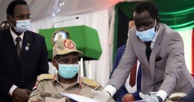 وزير العدل السودانى يؤكد تحقيق السلام يبدأ بتحويل اتفاقية جوبا لأحكام دستورية
