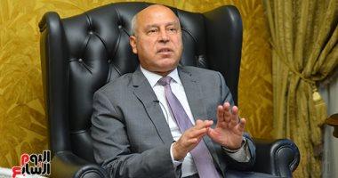 أفضل مداخلة.. وزير النقل: لأول مرة شركات مصرية تعمل فى تنفيذ مترو الإنفاق