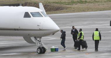 274 راكبا يغادرون إلى العاصمة الأمريكية واشنطن