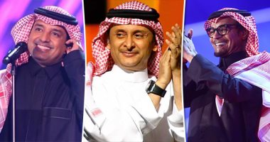 السعودية نيوز |                                              أغانى جديدة لـ الماجد ورابح صقر وعبد المجيد عبد الله فى حب ولى العهد السعودى