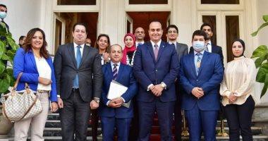 الهيئة العامة للرعاية الصحية تستقبل وفدا من سفارة الدنمارك لبحث سبل التعاون